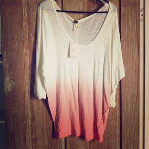 Free people shirt - NWT - size small